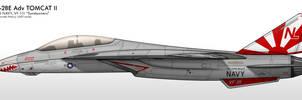 F-28E - VF-111 Sundowners
