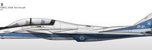 Mistral B - Erusean Air and Space Administration