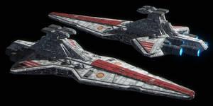 Republic Venator Class