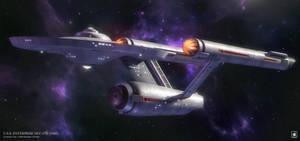 USS Enterprise NCC-1701 (1966)