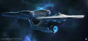 USS Enterprise NCC-1701 (Kelvin Timeline)