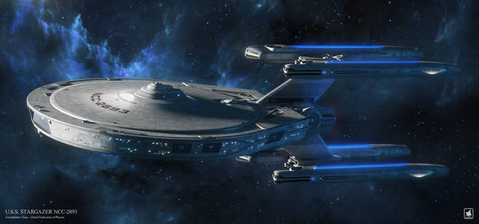 USS Stargazer NCC-2893