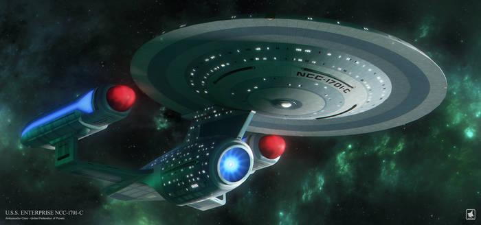 USS Enterprise NCC-1701-C