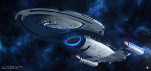 USS Voyager NCC-74656