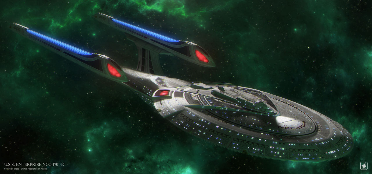USS Enterprise NCC-1701-E