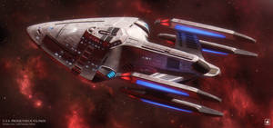 USS Prometheus NX-59650