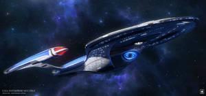 USS Enterprise NCC-1701-F