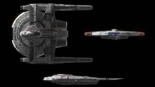 Starfleet Engle Class