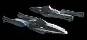 Starfleet Delphis Class