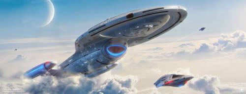 Skyship Voyager