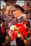 Happy Soviet Veteran