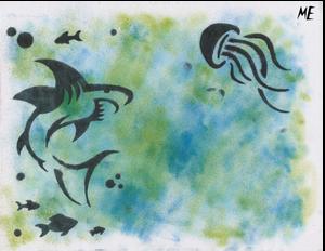 Ocean Spray Art