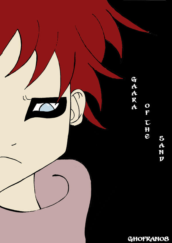 Gaara Of The Sand Quotes