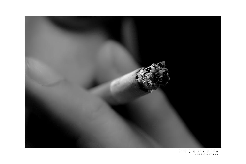 Cigarette by Ruvsk