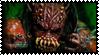 Arockalypse Kita Stamp by ginacartoon