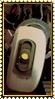 GlaDos Stamp