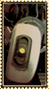 GlaDos Stamp by ginacartoon