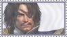Xiahou Dun Stamp by ginacartoon