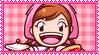 Cooking Mama Stamp Ver.2 by ginacartoon