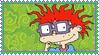 Chuckie by ginacartoon