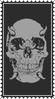 SkullLordi Stamp by ginacartoon
