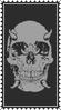 SkullLordi Stamp by ginacartoon