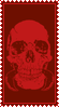 SkullMana Stamp by ginacartoon