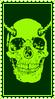 SkullOX Stamp by ginacartoon