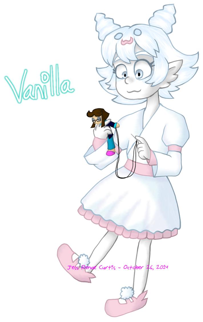 EB: Vanilla by PuppyLuver