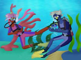 SFM: Fishy friend!