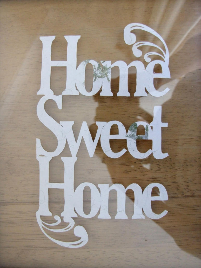 essays on home sweet home