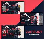 [RELEASE] VALORANT XWIDGET SKIN