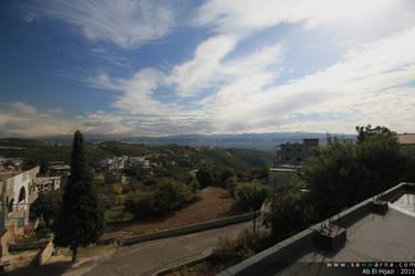 Lebanese sky 02 by boudi305