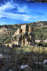 Mseelha Castle by boudi305