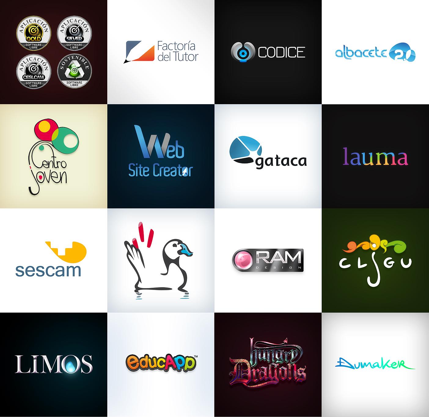 Dumaker Logos Collection