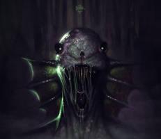 Swamp devourer II by Dumaker