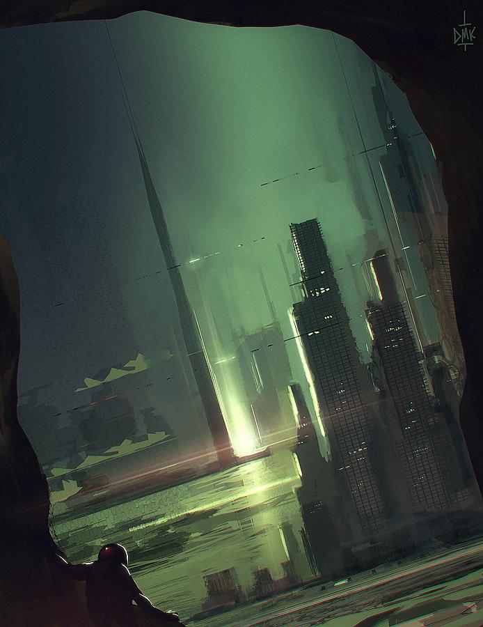 The Strange Planet X by Dumaker