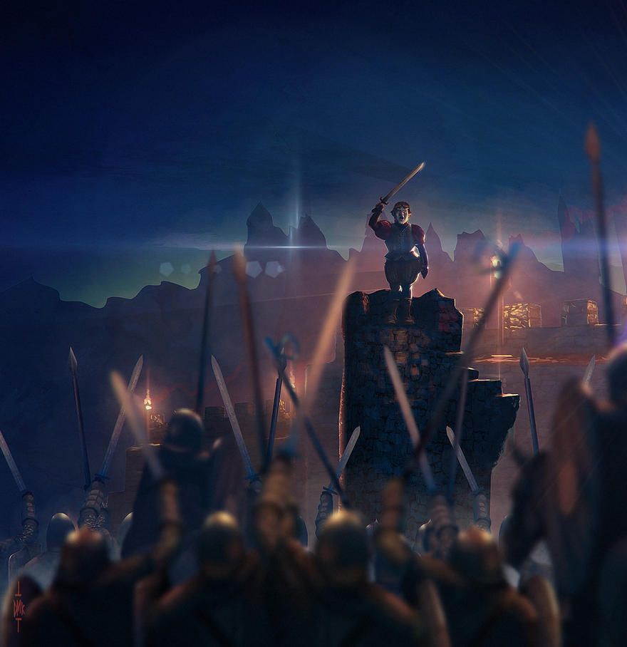 Warriors Fire And Ice Download: Looking For The Iron Throne, Game Of Thrones, 6 By Dumaker