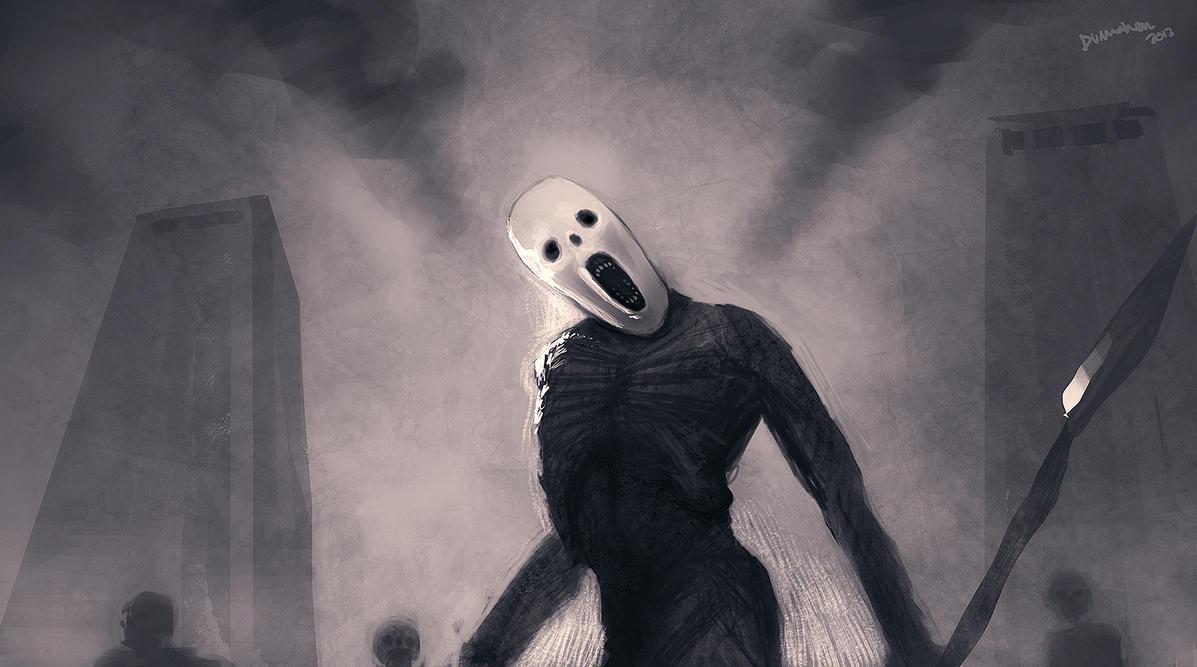 War Ghost II by Dumaker on DeviantArt