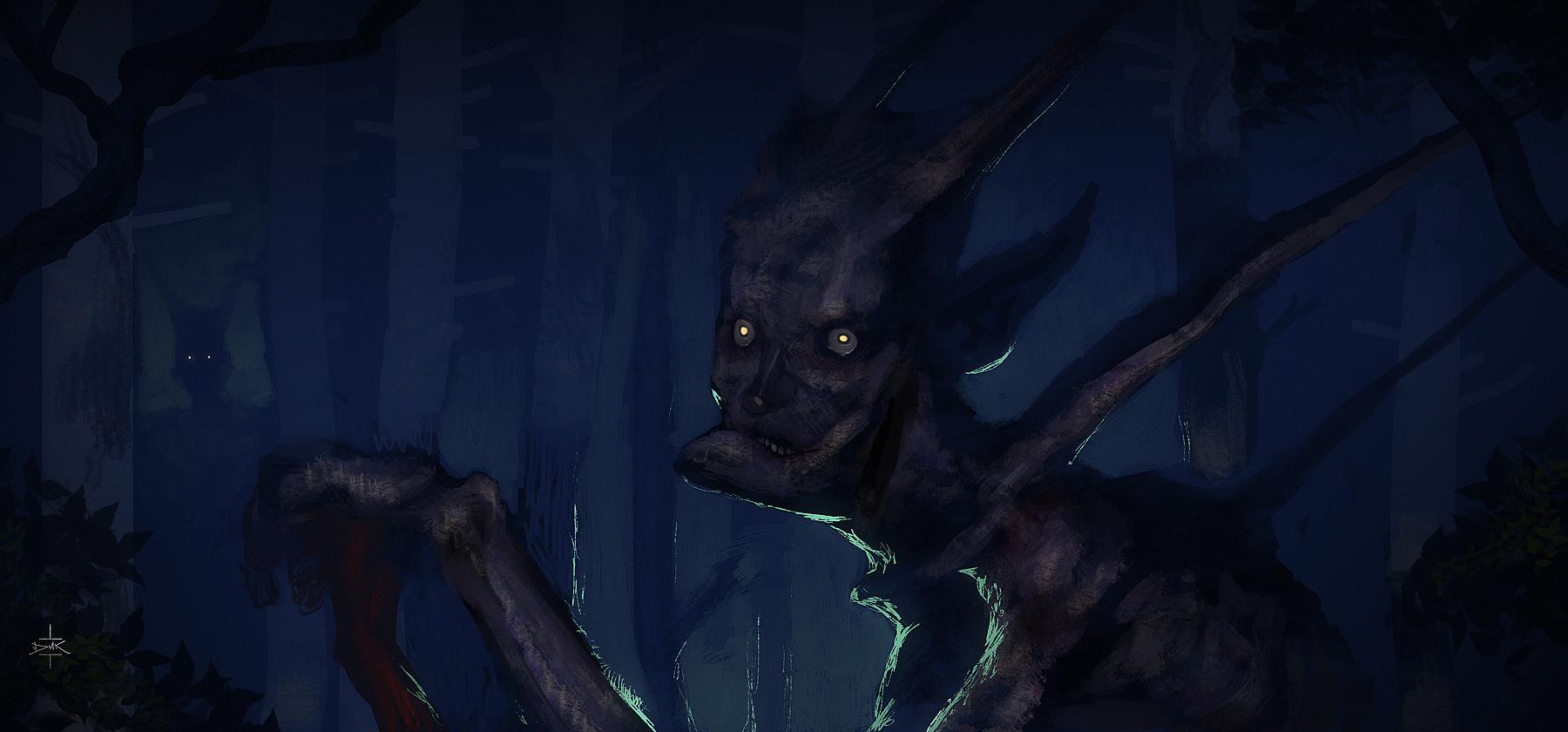 Nightcrawler III by Dumaker