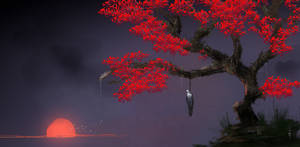 Red Tree II