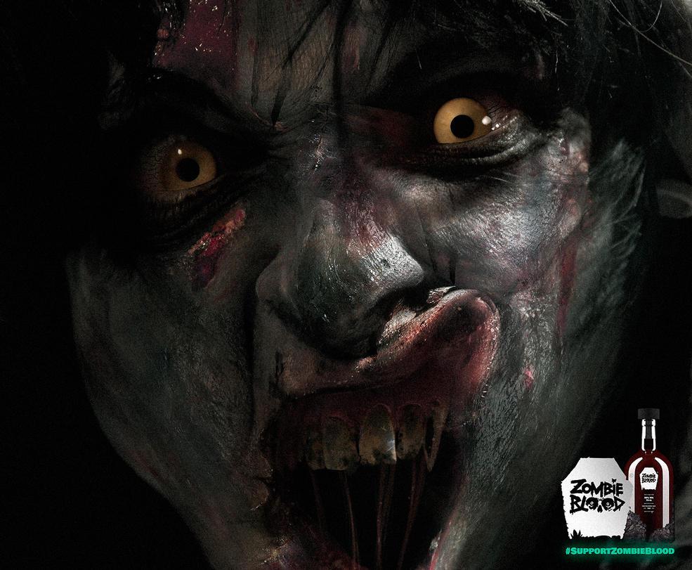 Zombie Blood by Dumaker