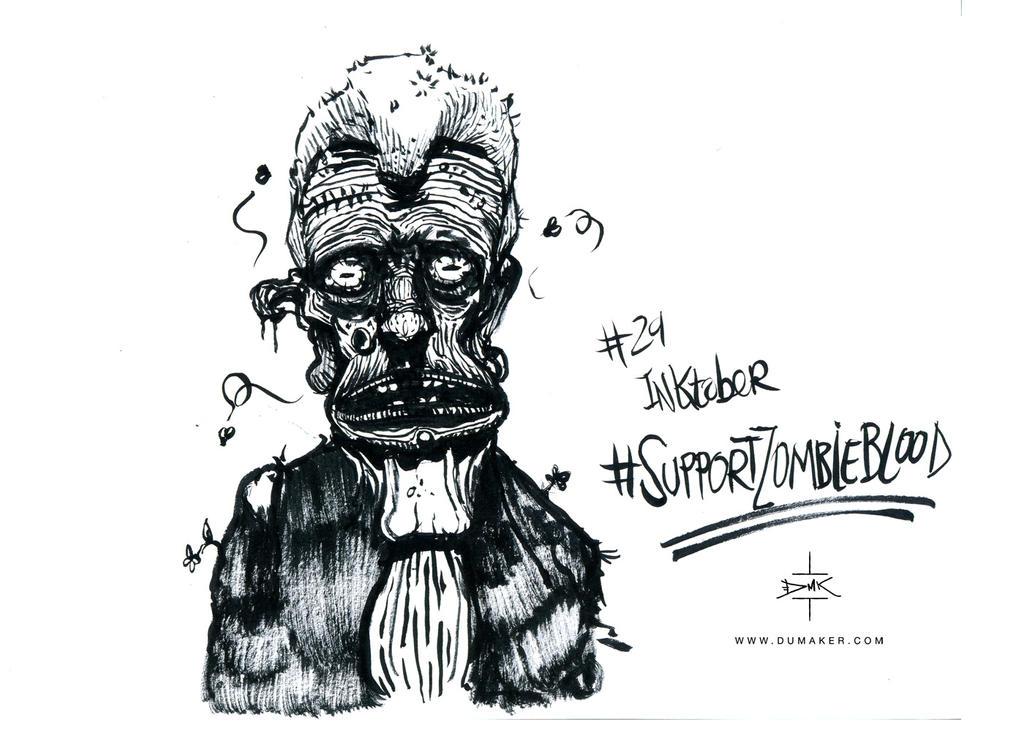 #Inktober #29 by Dumaker