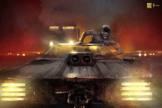 Mad Max Fury Road fanart