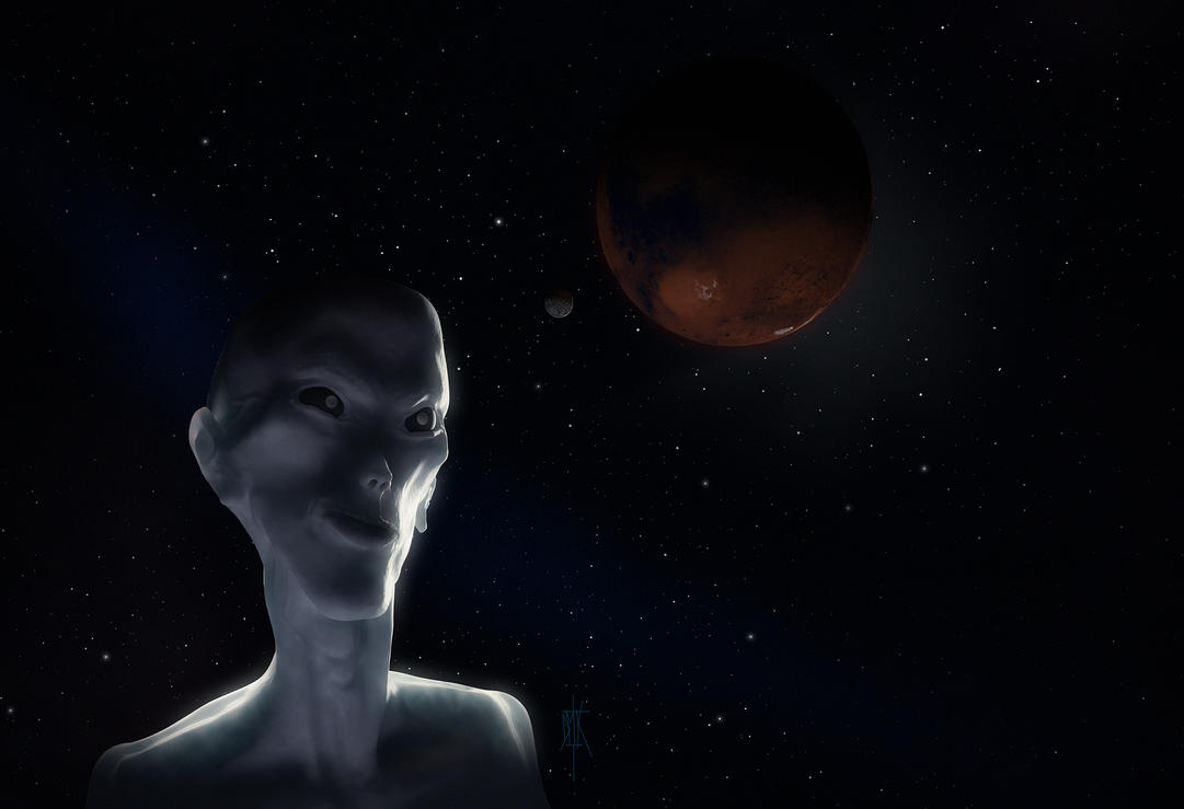 Spacewalker by Dumaker