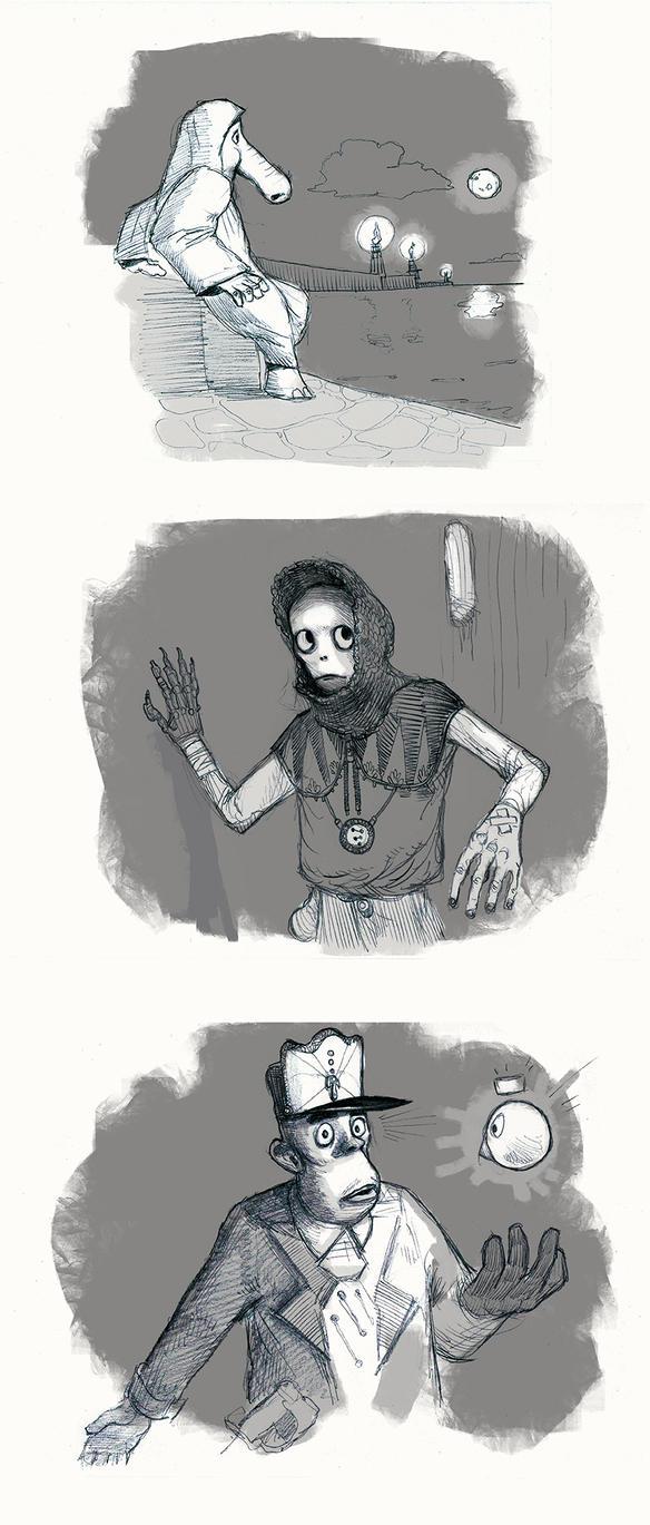 Nov doodling by Dumaker