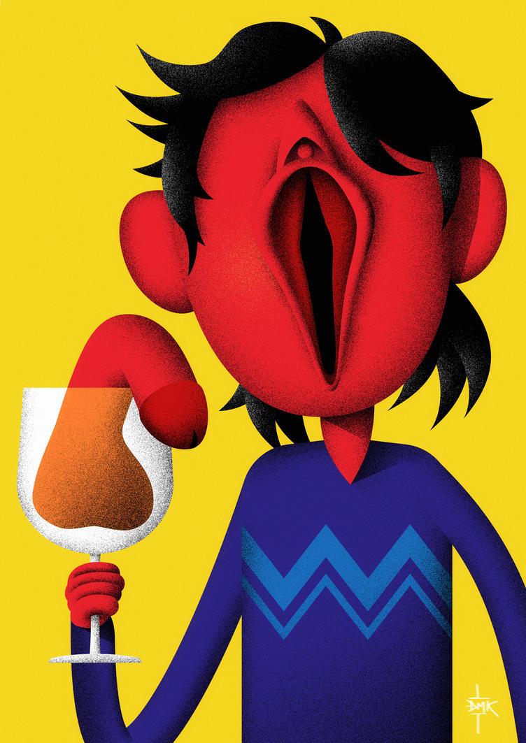 Hot Wine by Dumaker
