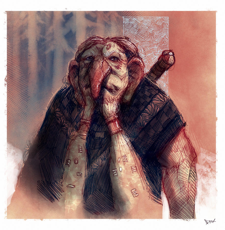 Random Dwarf by Dumaker