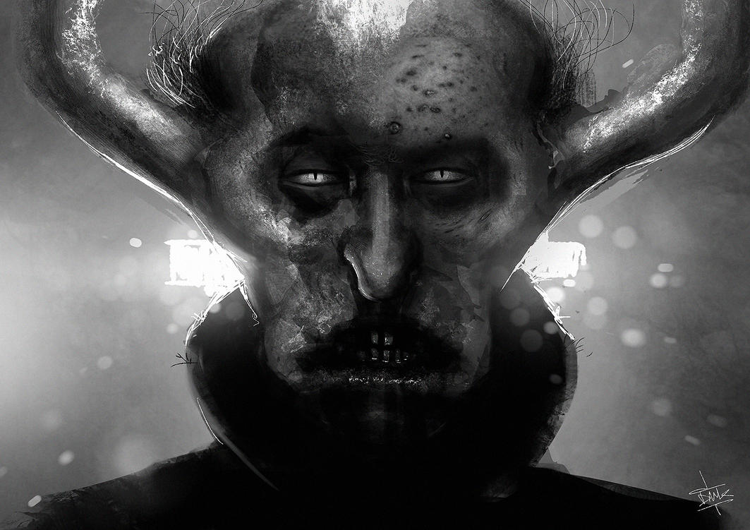 City Demon by Dumaker