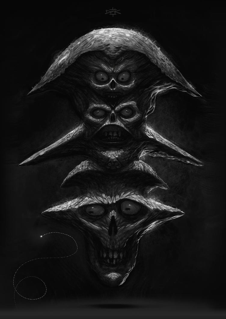 Necrototem by Dumaker